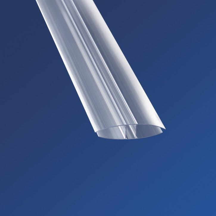 H-Profil Polycarbonat für 16mm Platten, 2000mm