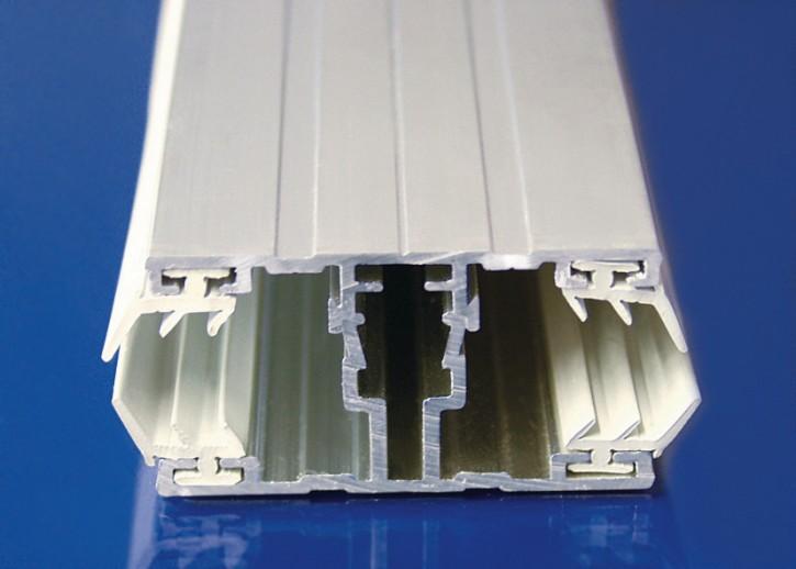 Aluminium Komplettsystem, Mittelprofil