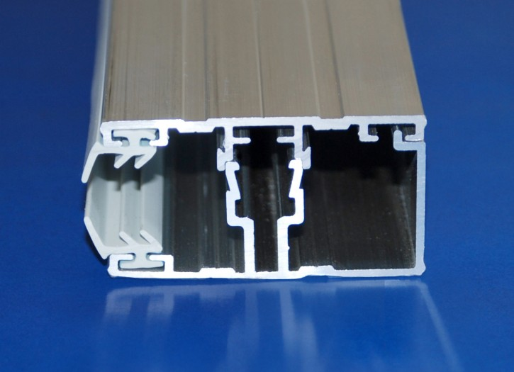 Aluminium Komplettsystem, Randprofil
