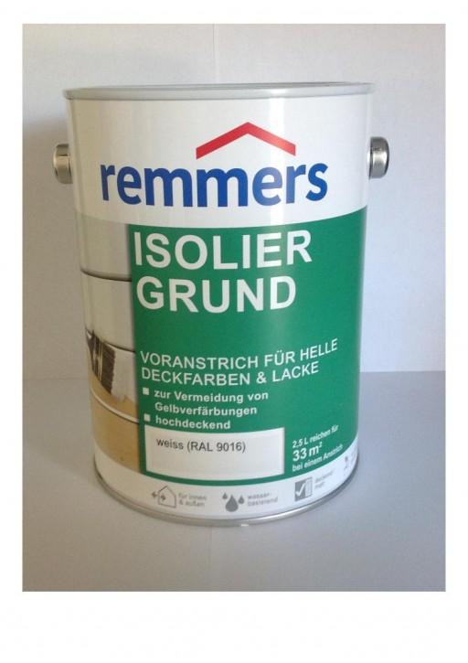 Remmers Isoliergrund 2,5ltr