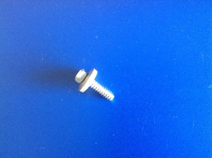 Schrauben 6,3 x 38 V2A mit Dichtscheibe für thermische Trennung