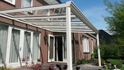 Aluminium - Terrassenüberdachungen Tuinmaximaal